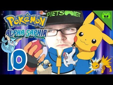 POKEMON # 10 - Tag der Apokalypse «»  Let's Play Pokemon Alpha Saphir | HD