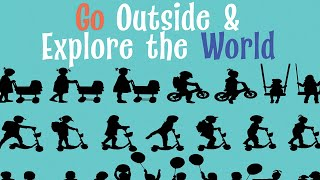 Go Outside & Explore the World (Official music video)