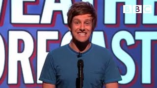 Things a weather forecaster would never say - Mock the Week - Series 12 Episode 6 preview - BBC Two