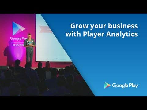 Grow your business with Player Analytics