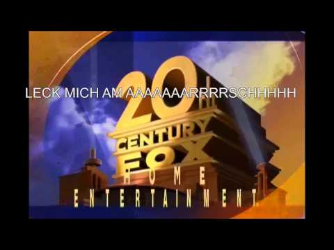 Leck Mich Am Arsch - Home Entertainment - 20th Century Fox Intro Parodie video