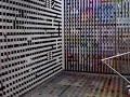 Yaacov Agam : Salon Agam. Palais de l'Elysée, actuellement au Musée Georges Pompidou