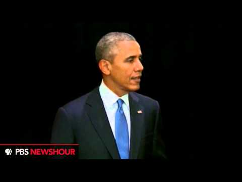 President Obama speaks on Fort Hood Shooting