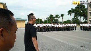 Dato' AC Mizal pernah jadi tentera??!!