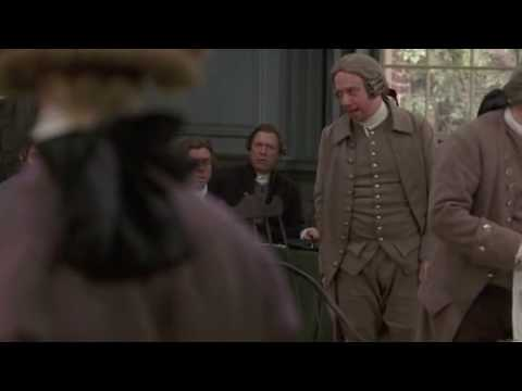 Edward Rutledge emphatically disagrees with John Adams.