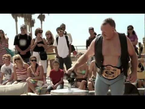 Pergo XP vs. Wrestlers in High Heels