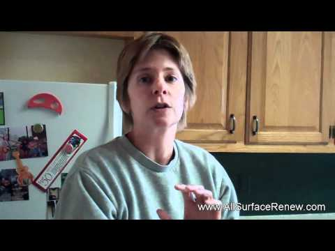Countertop Refinishing Review