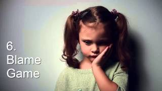10 Reasons Children Don't Disclose Abuse