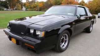 1987 Buick Grand National For Sale~44,225 Original Miles!