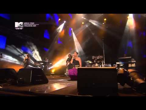 Nelly Furtado - Say It Right (MTV World Stage - Isle Of Malta)