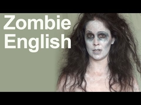 Halloween 2012 — idioms! American English Pronunciation