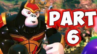 LEGO DC SUPERVILLAINS - PART 6 - GORILLA GRODD! (HD)