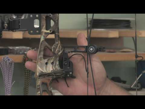 americanoutdoorsonline.com archery pro tip-QAD Arrow Rest Tips on BowTech Video