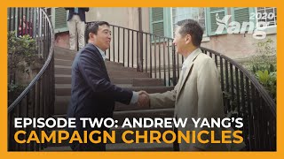 Andrew Yang's Campaign Chronicles Ep. 2