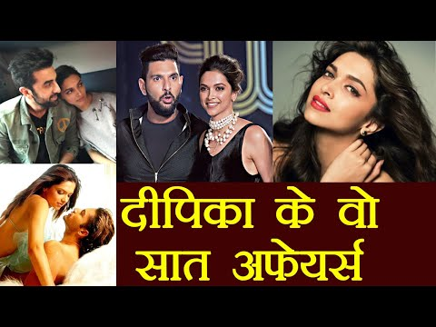 Deepika Padukone's Love Affairs: Men Deepika Dated before Ranveer Singh | FilmiBeat