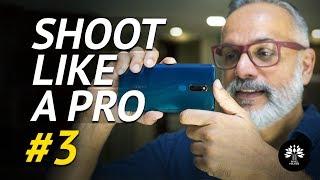 Mobile PhotographyTips to shoot Portraits.