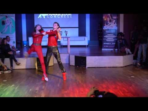 00090 PZC2017 Anna & Aleksandr in Students Performances ~ video by Zouk Soul