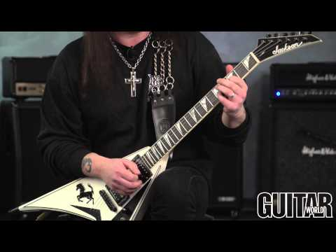 Lesson Guitar - From Nwobhm To Thrash Metal