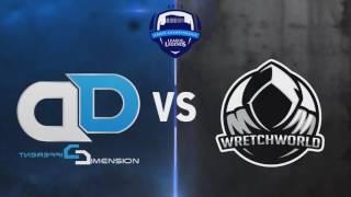 League of Legends Greek Championship Season 1 - Week 4 | Different Dimension eSports vs. Wretchworld