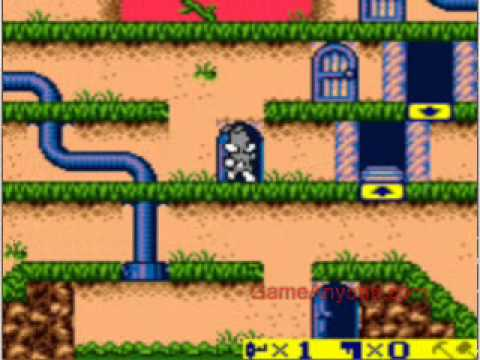 Bunny Castle uk Bugs Bunny Crazy Castle 3