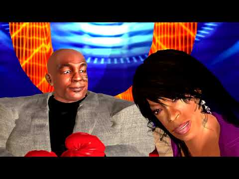 MIKE TYSON BOXES OPRAH AND BALLOON BOY!