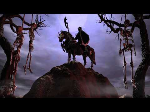 Heroes of Might and Magic 3 Evil Theme Animatic (1998, New World Computing) 1080p Animated