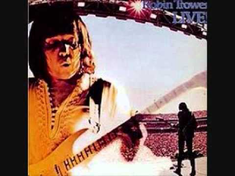 Robin Trower Daydream Live 1975 Sweden Youtube