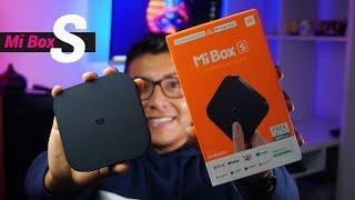 Xiaomi Mi Box S | Unboxing y review en Español