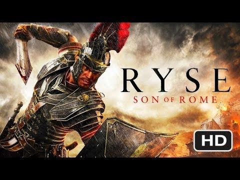 RYSE: Son of Rome - FULL MOVIE HD 1080p - Complete Walkthrough...