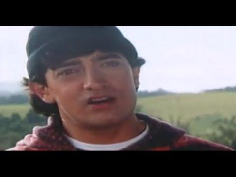 Kitna Pyaara Tujhe (telugu) - Raja Hindustani - Aamir Khan, Karisma Kapoor video