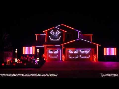 """Veamos una """"ILUMINADA"""" festividad de Halloween en América..."""