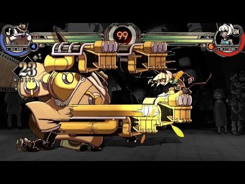 Skullgirls - Big Band Trailer video