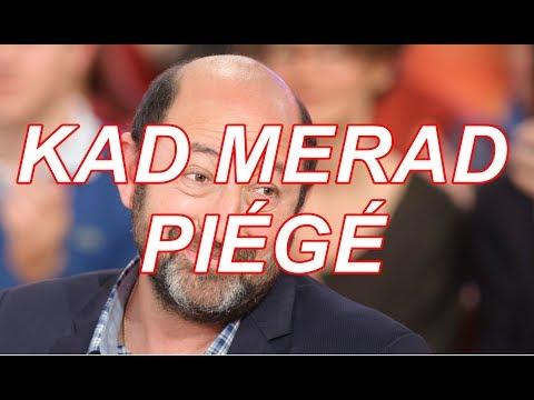Kad Merad piégé par un fan psychopathe !