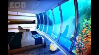 The Water Discus Underwater Hotel. Going above and beyond all standards WWW.GOODNEWS.WS