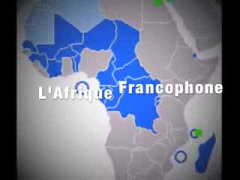 L'Afrique Francophone: Apprendre les pays - Learn the French-speaking African countries