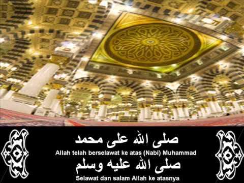 Selawat Tala Al Badru Alaina.wmv