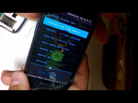 Como fazer root no Samsung Galaxy S3 Mini