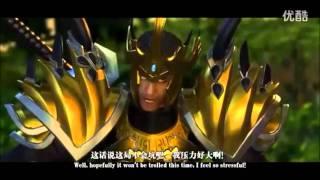 League of Legends Anime Episode 1