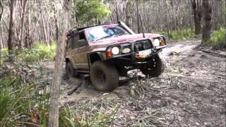 Blackwood/Wombat State Forest 4WD Sep 2015