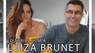 EDITORIAL COM A LUIZA BRUNET! | TORQUATTO TV