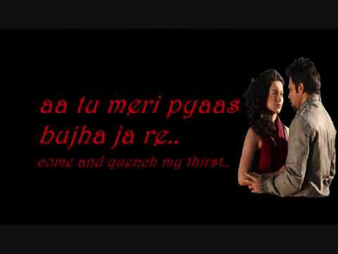Raaz 2 - Maahi with lyrics & translation...