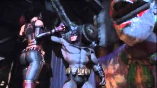 Batman: Arkham World - Opening Trailer (FAN-MADE)