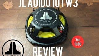 Nuevos amplificadores de JL Audio   Unboxing y Review