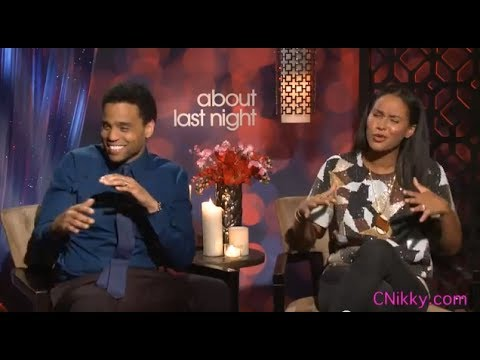 Michael Ealy Talks Being Ready For Love & Joy Bryant Wants Kevin Hart