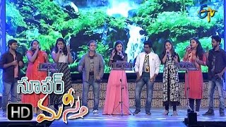 Dheevara Song | Muzo Holics Performance | Super Masti | Bhimavaram | 19th March 2017  | ETV Telugu