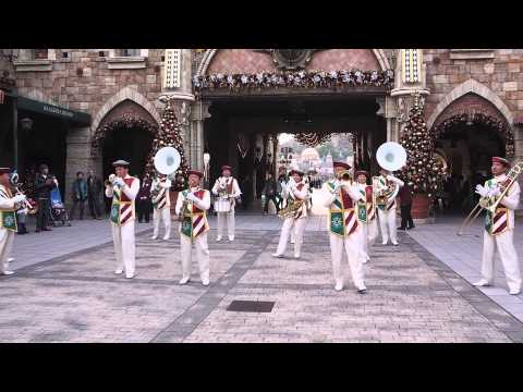 Tokyo DisneySea Maritime Band : Jingle Bells