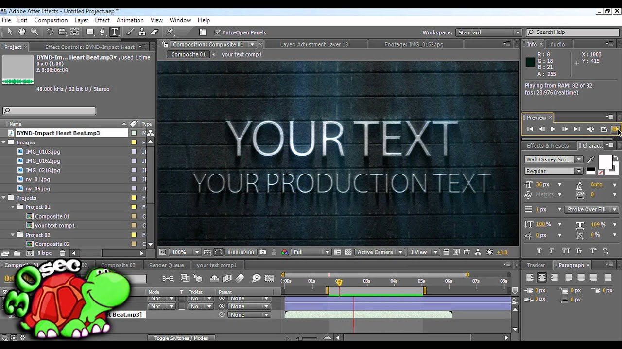 101 free templates for adobe after effects and how to