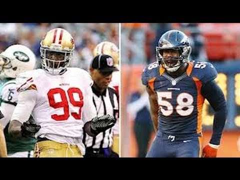 Top 10 NFL Pass Rushers