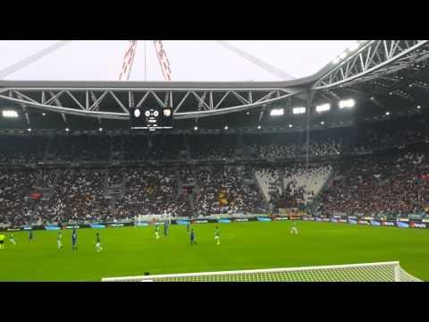 JUVENTUS 7-0 parma Forza Juventus la Curva Sud ti ama...e coro per Del Piero.mp4