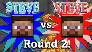 Steve vs. Steve - A Minecraft Rivalry - EP02